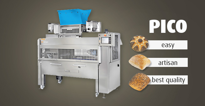 Dough Dividing Machine PICO
