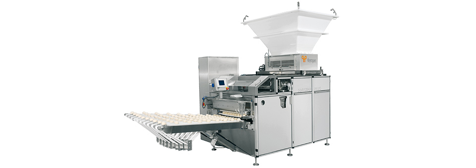 Dough Dividing & Moulding machine SOFT STAR